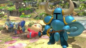 Super Smash Bros Ultimate Shovel Knight