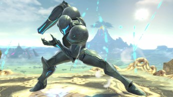 Super Smash Bros Ultimate Dark Samus