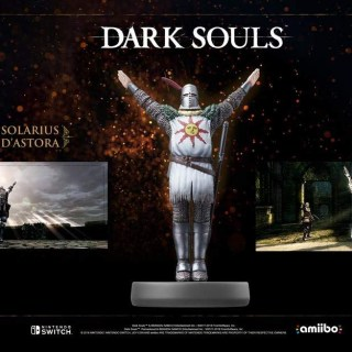 L'Amiibo Dark Souls compatible Nintendo Switch !