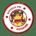 Approuvé par SuzuKube !