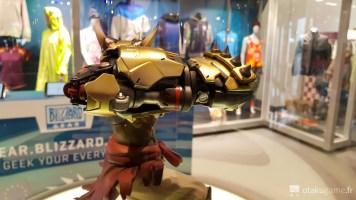 Figurine de Doomfist à 300€