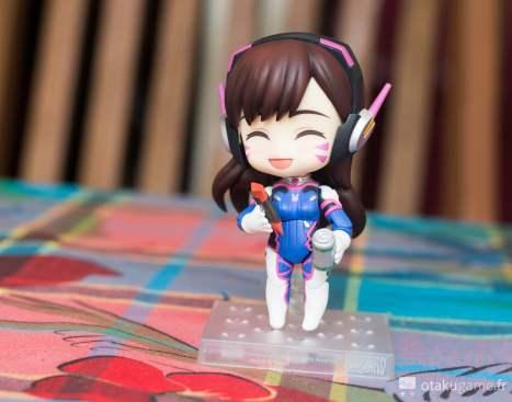 Boîte de la Nendoroid D.Va