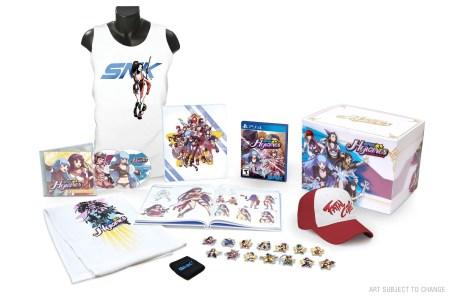 L'édition collector de SNK Héroines !
