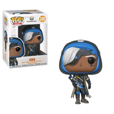 Funko POP Ana d'Overwatch