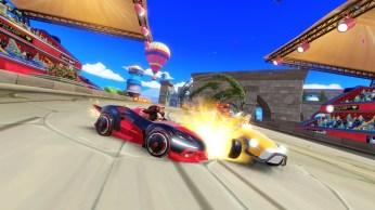 Team Sonic Racing sortira finalement en 2019 !