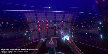 Track Lab sur PS VR