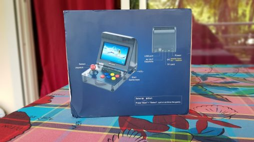 Retro Arcade RS-07