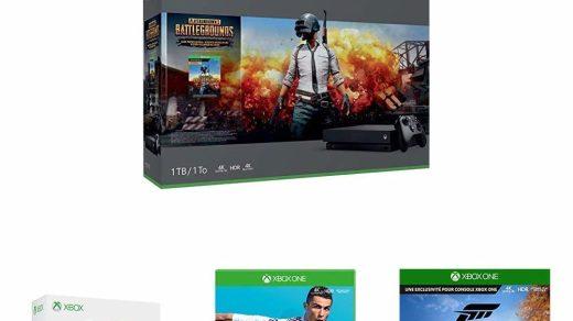 Un petit pack Xbox One X pour bien finir ce Cyber Monday ^^ !
