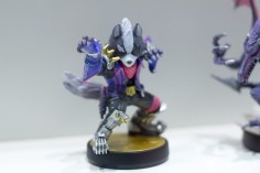 Amiibo Smash Bros Ultimate Wolf
