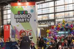 Photos du Paris Games Week 2018