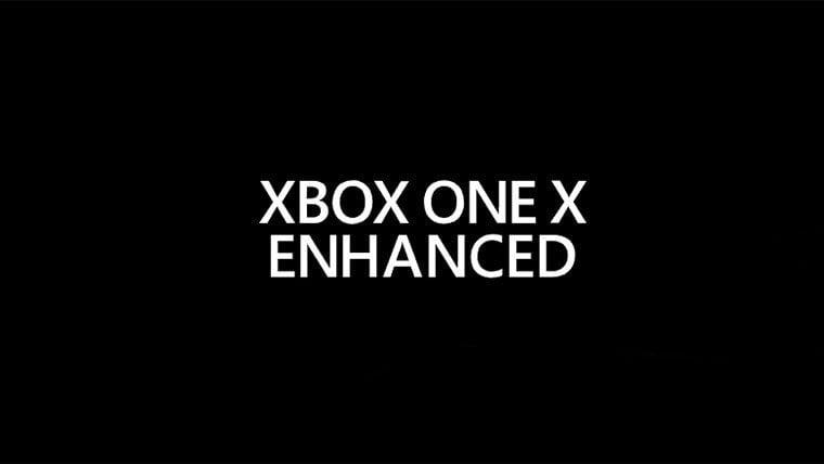 Pour bénéficier du meilleur de la Xbox One X, recherchez toujours ce logo sur les jaquettes de jeux !