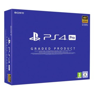 Après la PS4 reconditionnée, voici la PS4 Pro reconditionnée !