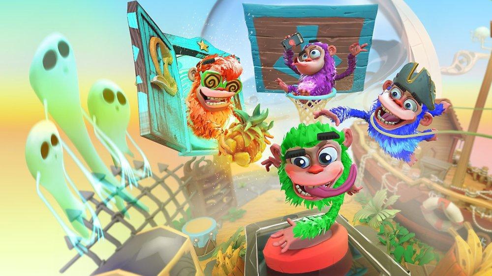 Chimparty pourrait être le Mario Party de la PS4... Ou pas !