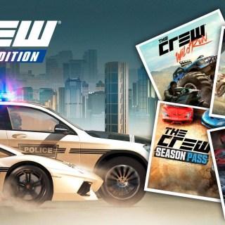 The Crew fut le premier essai d'Ubisoft en jeux de course openworld !