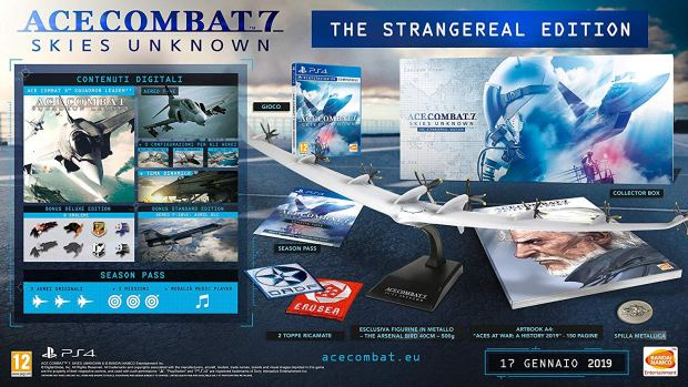 Collector Ace Combat 7