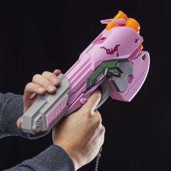 Pistolet NERF D.Va