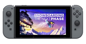 Snowboarding The Next Phase