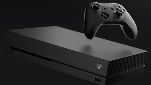 L'écran noir de la mort sur la Xbox One X, it's happening T_T !