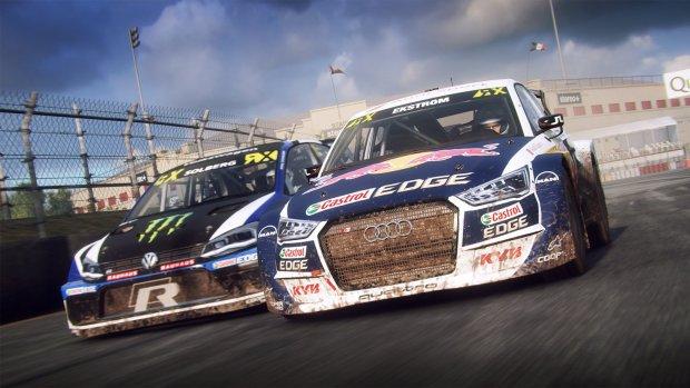 L'Audi A1 est également présente dans le jeu !