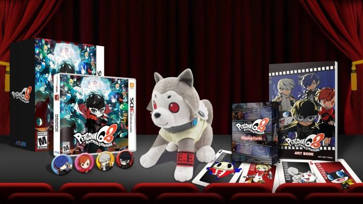 L'édition collector de Persona Q2