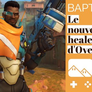 Baptiste Overwatch