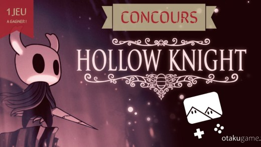 Gagnez votre exemplaire de Hollow Knight !