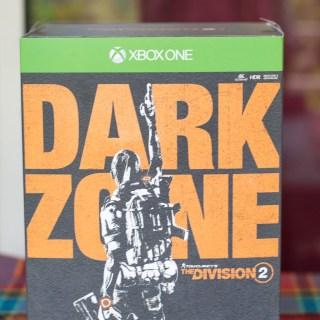 A la découverte des l'édition collector de The Division 2 (Dark Zone).