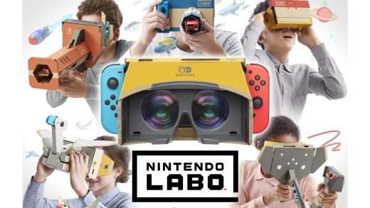 Nintendo Labo Kit 04 : VR !