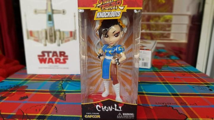 La Figurine Chun-Li Street Fighter Knockouts est en promo chez Zavvi.com !