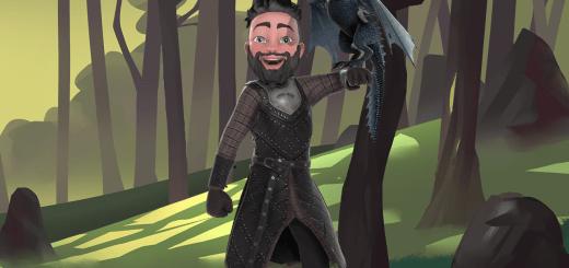 Votre avatar Xbox aux couleurs de Game of Thrones !
