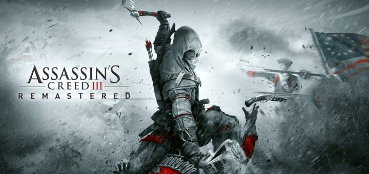 Assassin's Creed III Remastered Arrive sur Nintendo Switch !
