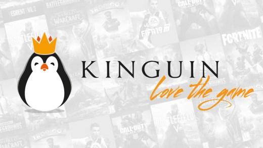Kinguin.net est une plateforme fiable de vente de jeux en ligne !
