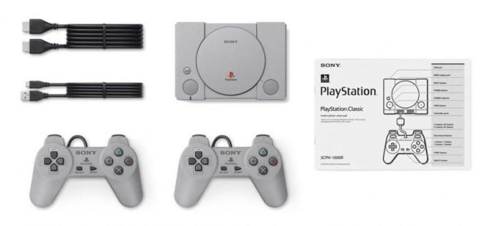 La Playstation Classic Mini est en promo