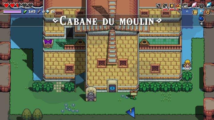 La cabane du Moulin ? Ca me dit quelque chose...