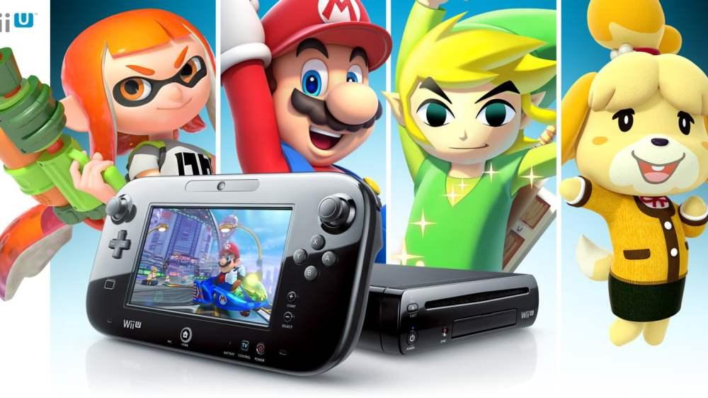 je suis nostalgique : J'adore cette Wii U !