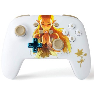 Manette Princesse Zelda Power A pour Nintendo Switch