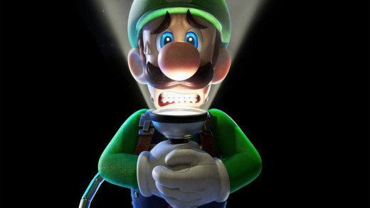 Artwork de Luigi Mansion 3