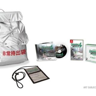 L'édition collector de Disaster Report 4
