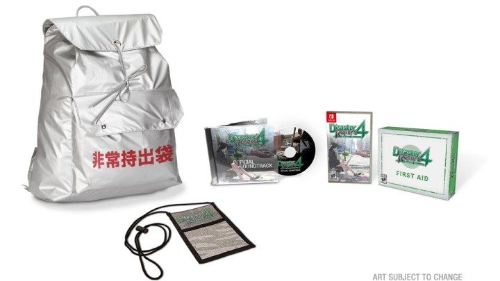L'édition collector de Disaster Report 4