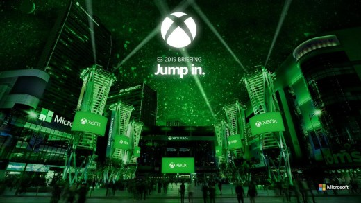 l'E3 débutera avec Microsoft !