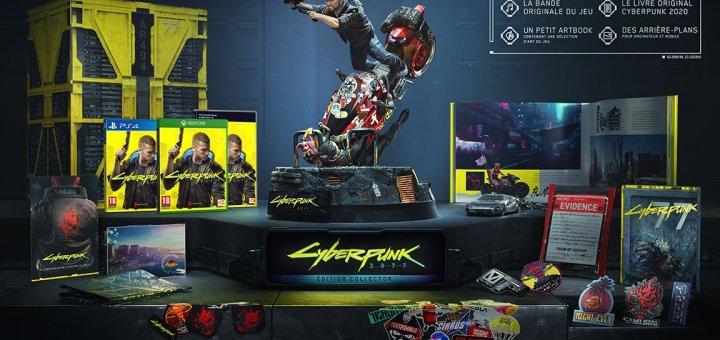 Collector Cyberpunk 2077