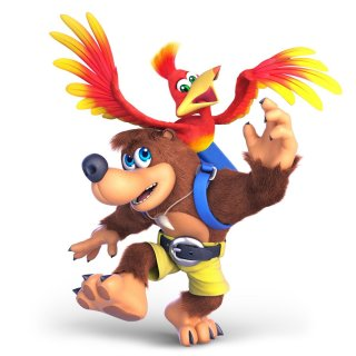 Banjo & Kazooie dans Smash Bros Ultimate