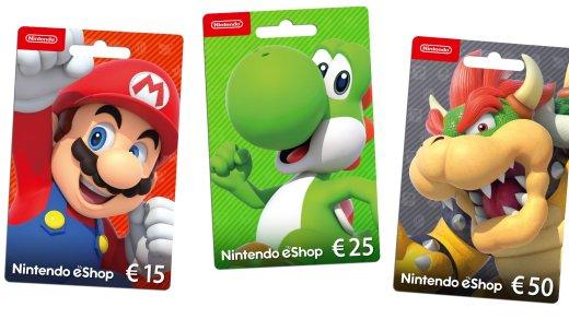 Curieusement, les cartes de 35 € n'existent normalement pas... Sauf dans le bundle Switch + 35 € !