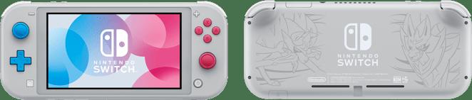 Nintendo Switch Lite édition collector Pokémon Épée et Bouclier