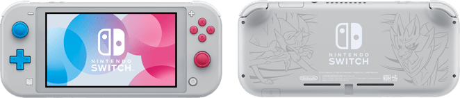 Nintendo Switch Lite édition collector Pokémon Épée et Bouclier