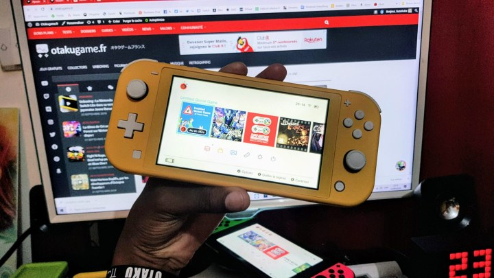 La Nintendo Switch Lite