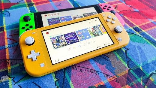 Une Nintendo Switch Lite pour remplacer votre Nintendo Switch ?