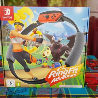 Aller ! On se lance dans Ring Fit Adventure !