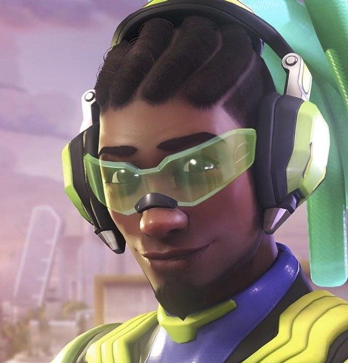Lucio dans Overwatch 2