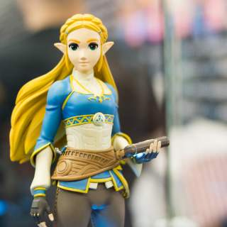 Zelda de Breath of The Wild !
